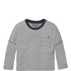Oversized Stripe Knit