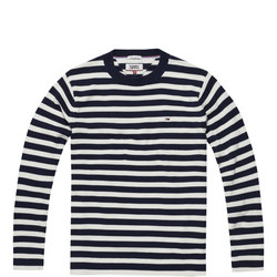 Essential Stripe Sweater