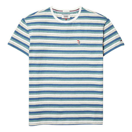 Multi Stripe Tee