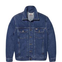 Tommy Classics Oversized Denim Jacket