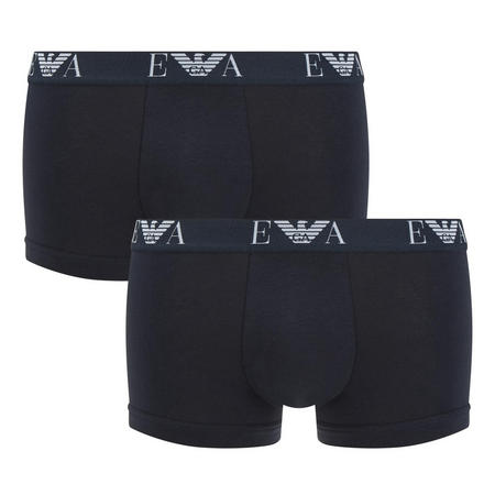 Two-Pack Eagle Boxer Trunks