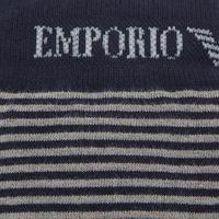 Stripe Logo Socks