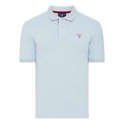Contrast Placket Polo Shirt