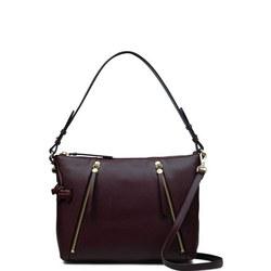Fountain Road Medium Zip Top Shoulder Bag
