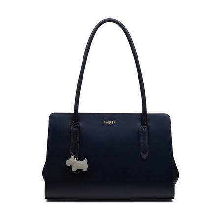 Liverpool Street Medium Zip Top Tote