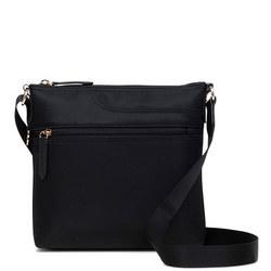 Pocket Essentials Small Zip Top Crossbody Bag