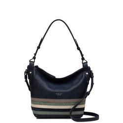 Eltham Palace Medium Zip Top Hobo Bag