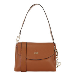 DIGITAL LOGO Handbag brown