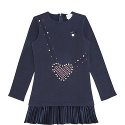 Heart Strap Dress