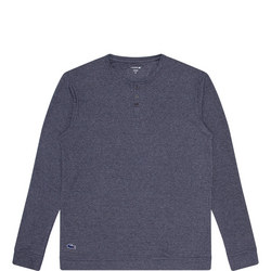 Terry Henley Sweat Top