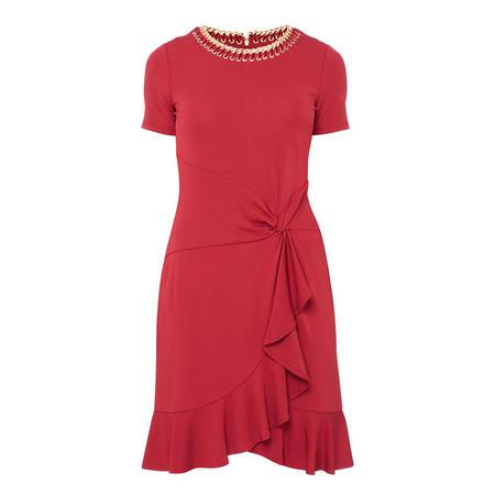 Chain Twist Dress