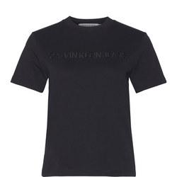 Straight Fit Logo T-Shirt