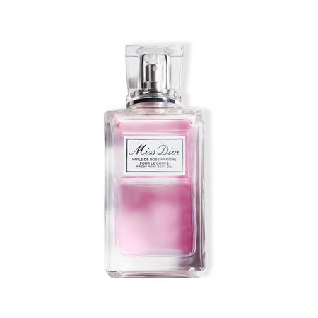 Miss Dior Fresh Rose Body Oil