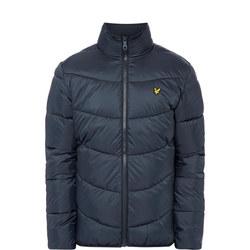 High Neck Puffa Jacket