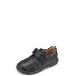 Single Velcro Lace Detail School Shoes