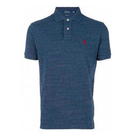 Custom Fit Pique Polo Shirt