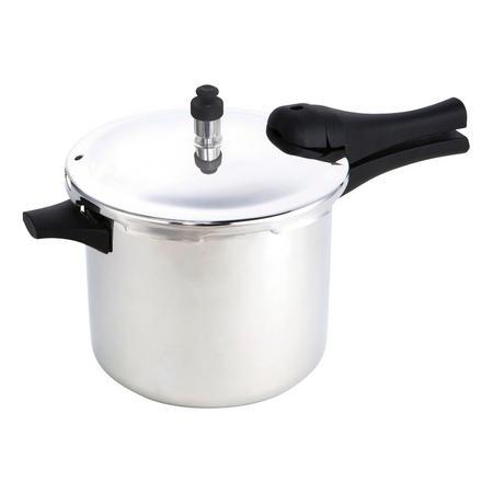 5 Litre Sleek & Simple Stainless Steel Pressure Cooker