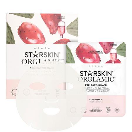 Orglamic™ Pink Cactus Mask