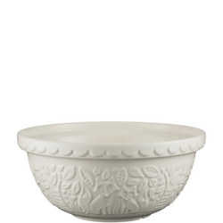 Forest Mixing Bowl Cream 29 Cm