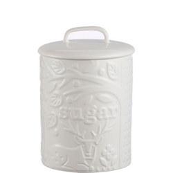 Forest Sugar Jar