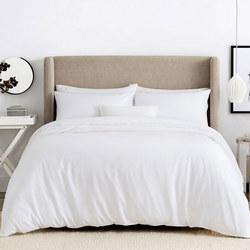 Tencel Duvet Cover White