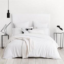 Arc Duvet Cover White