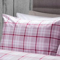 Aspen Duvet Set Red