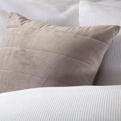 Verona Cushion Cover Mink