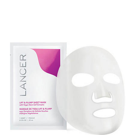 LIFT & PLUMP SHEET MASK with Vegan Stem Cell Complex Set