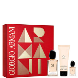 Sì Eau De Parfum Gift Set For Her