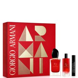 Sì Passione Eau De Parfum & Mascara Gift Set For Her
