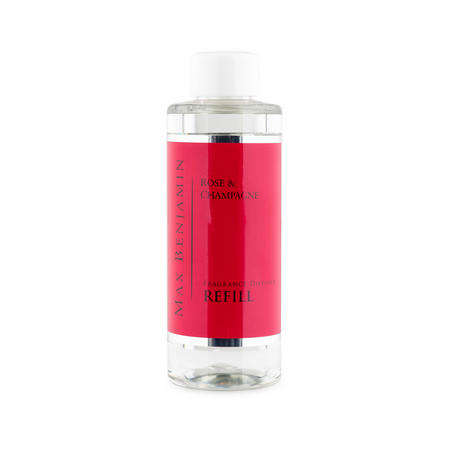 Rose and Champagne Luxury Scented Diffuser Refill