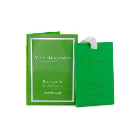 Bergamot & Ylang Ylang Luxury Scented Card
