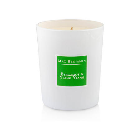 Bergamot & Ylang Ylang Luxury Natural Candle