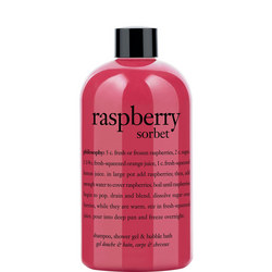 Raspberry Sorbet Shower Gel