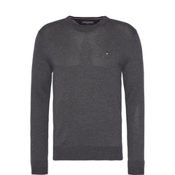 Regular Fit Crew Neck Jumper