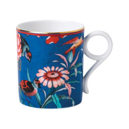 Paeonia Blush Mug Blue