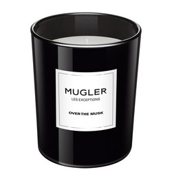 Les Exceptions Over The Musk Scented Candle
