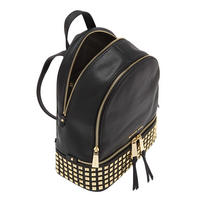 Rhea Studded Medium Backpack