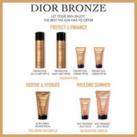 Dior Bronze Beautifying Protective Oil in Mist Sublime Glow SPF 15 125ml