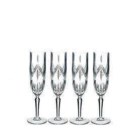 Marquis Lacy Flute Set of 4