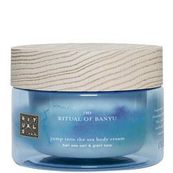 The Ritual of Banyu Body Cream