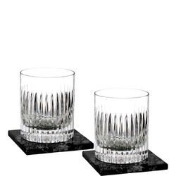 Aras DOF Pair & 2 Marble Coasters