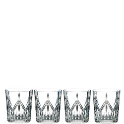 Marquis Lacy Tumbler Set of 4