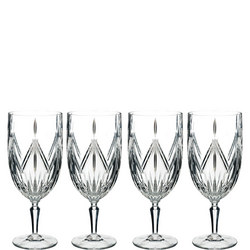 Marquis Lacy Iced Beverage Set of 4