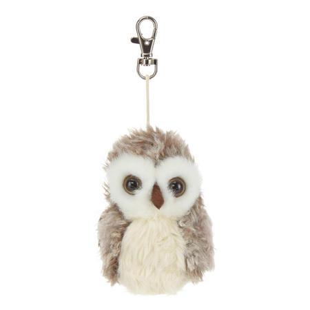 Ho Ho Owl Keyring