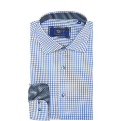 Grid Check Formal Shirt