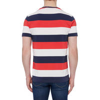 Three Stripe Logo T-Shirt
