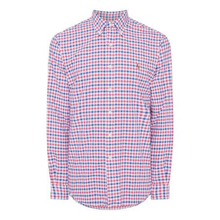 Check Oxford Shirt