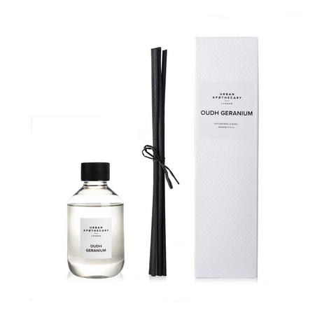 Oudh Geranium Luxury Diffuser 200ml
